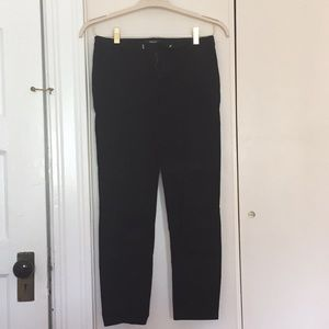 Black Madewell professional trousers